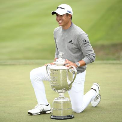 PGA Championship 2020: Tour pros knew early that Collin Morikawa had game. Now everybody does