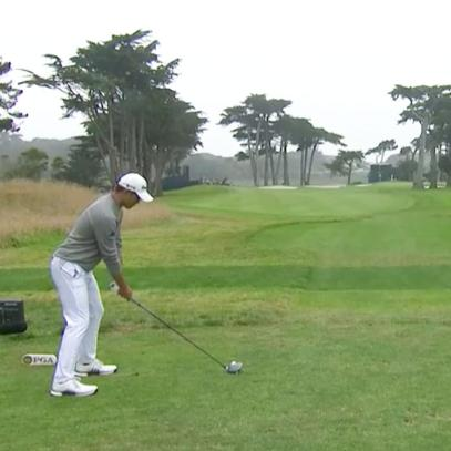 PGA Championship 2020: Was Collin Morikawa's drive on 16 the greatest shot in PGA history?