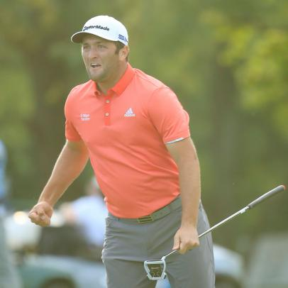 'Big shot Jon' strikes again as Rahm wins the BMW with another epic putt
