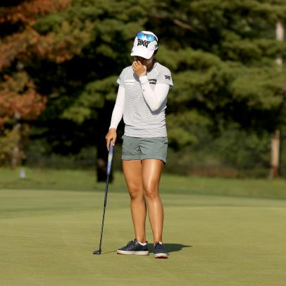 Lydio Ko suffers late collapse and Danielle Kang wins for second straight week