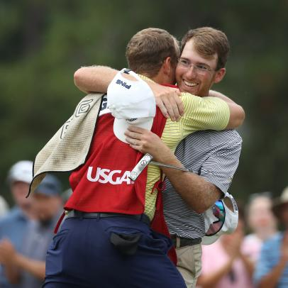 Career path changed by virus, Andy Ogletree gets unexpected shot to repeat as U.S. Amateur champ