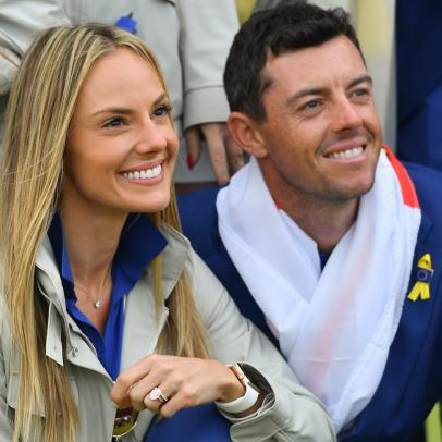 Rory McIlroy confirms wife is pregnant and he'd bolt tournament if she goes into labor