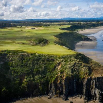 Sheep Ranch: This drone video of Bandon Dunes' newest course might be the best 10 minutes of your day