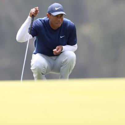 PGA Championship 2020: Tiger Woods struggles again with his putting as his title hopes slip away