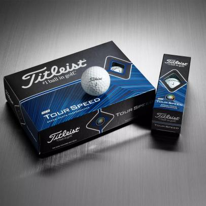 New Titleist Tour Speed is something completely different and yet distinctly the same