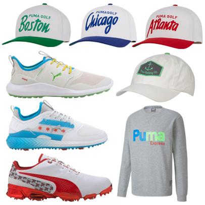 Puma Golf releases cool collection inspired by FedEx Cup playoff host cities