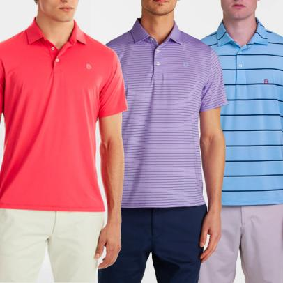 Best New Golf Stuff: Why these new, lightweight golf shirts are getting a lot of attention