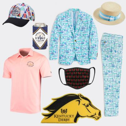 Everything you need for the perfect Kentucky Derby celebration this weekend