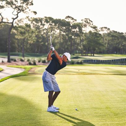 Tiger Woods: What you want to know standing on a par 3