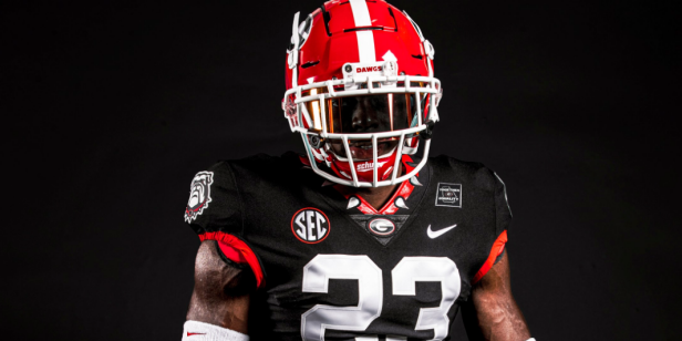 The Georgia Bulldogs should be National Champions based off this uniform reveal alone