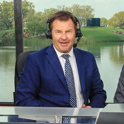 U.S. Open 2020: Nick Faldo smacks down Twitter critic during Friday's telecast