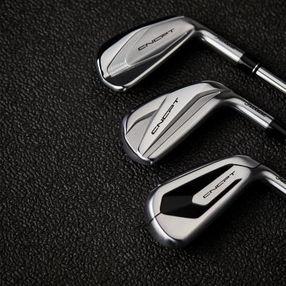 "Titleist CNCPT line adds two new models in its journey to ""the ultimate iron"""