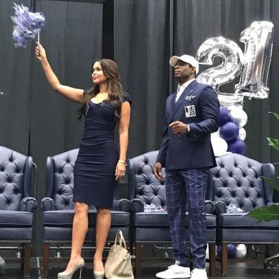 Deion Sanders' entrance for his first day as Jackson State head coach is the most Deion Sanders thing ever