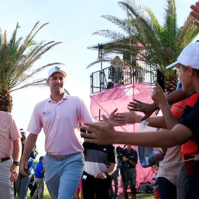 PGA Tour to allow limited number of fans at Bermuda Championship