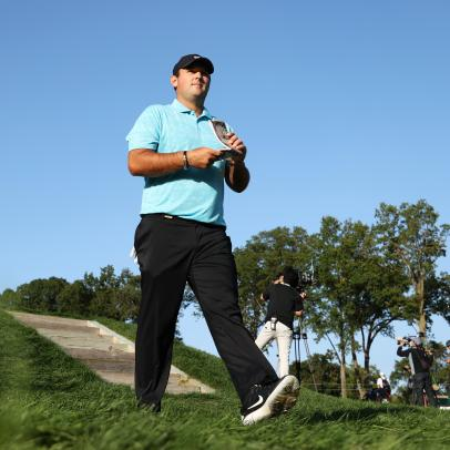 U.S. Open 2020: Patrick Reed, golf's lone wolf, alone at the top at Winged Foot