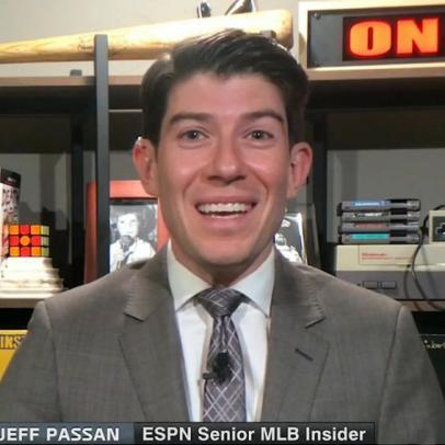 No one has ever taken the life of a Twitter troll like Jeff Passan did on Wednesday night