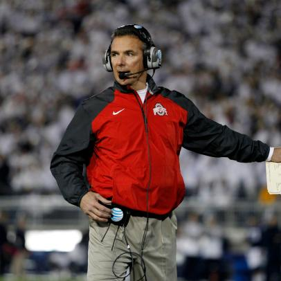 According to Urban Meyer, the toughest Big Ten stadium to play in is definitely NOT the Big House
