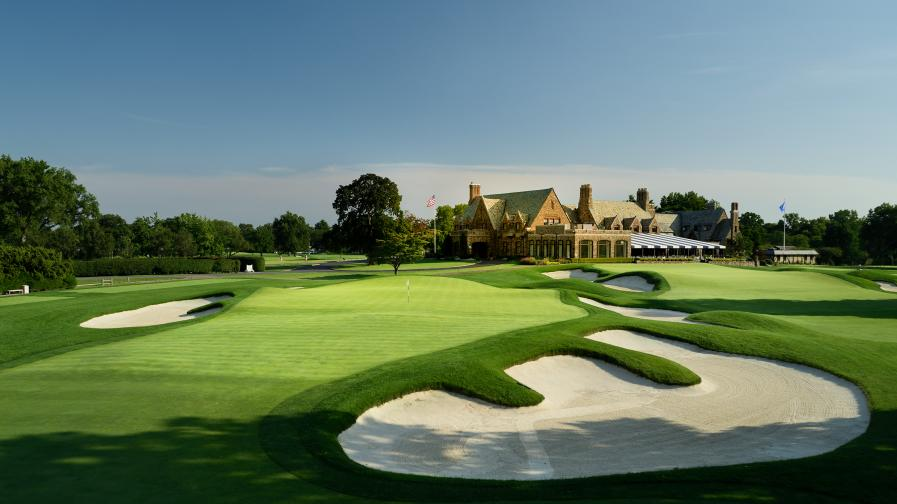 Our hole-by-hole video shows exactly how brutal Winged Foot (West) can play