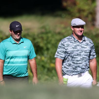 U.S. Open 2020: The fascinating pairing of Patrick Reed and Bryson DeChambeau and other takeaways from Day 2