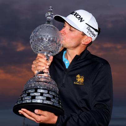 There are stirring golf triumphs to celebrate, even when they fly under the radar
