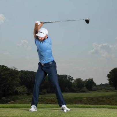 Synchronize your swing like Dustin Johnson