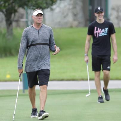 NBA's 'Shooting Guy' Rob Fodor is as passionate about golf as he is hoops