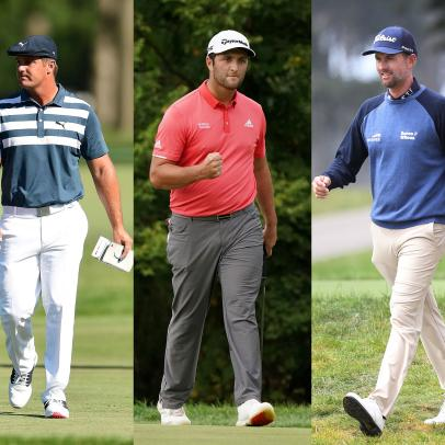 10 remarkable season-ending stats from a strange year on the PGA Tour