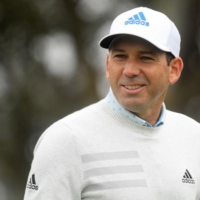 Sergio Garcia just did something he hasn't done in almost a decade (and, no, he won't be happy)