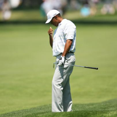 U.S. Open 2020: How a grieving Tiger Woods made the most of a missed cut at Winged Foot
