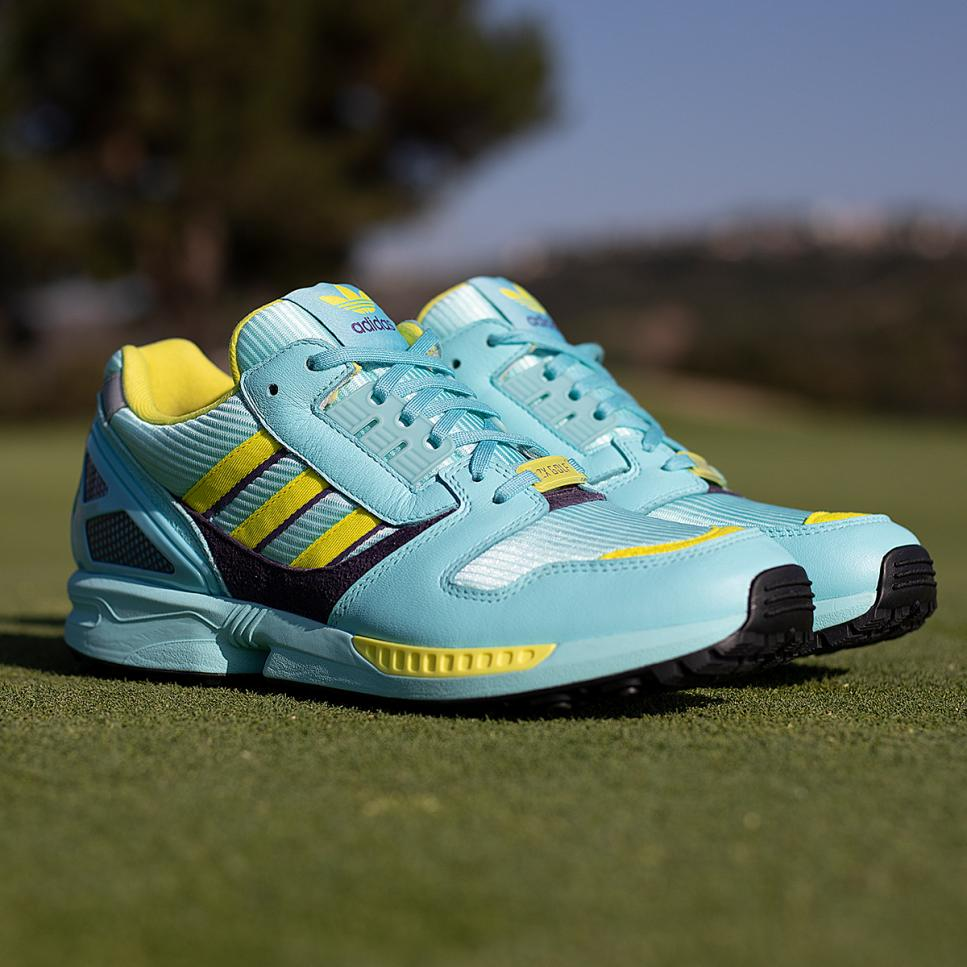 Inspired by a shoe from the 1980s, Adidas' ZX 8000 brings modern ...