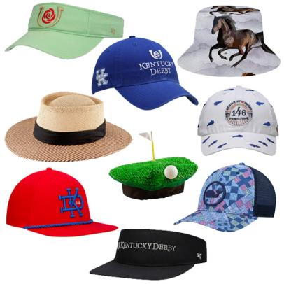 Kentucky Derby 2020 hats you can also wear on the golf course