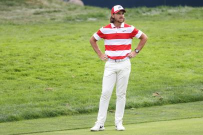 Why Tommy Fleetwood can pull off the 'Where's Waldo' look, but you definitely can't