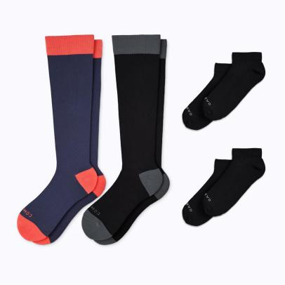 We're all in on compression socks for golf, and here's why you should be, too