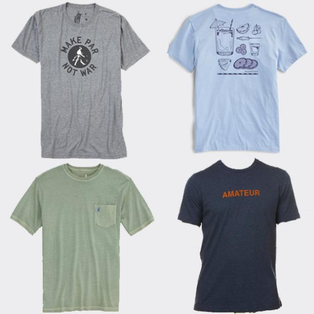 Golf T-shirts 2020: Our 9 favorite options for any casual occassion