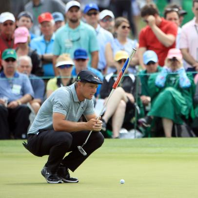Masters 2020: This stat might keep you from betting on Bryson DeChambeau at Augusta National