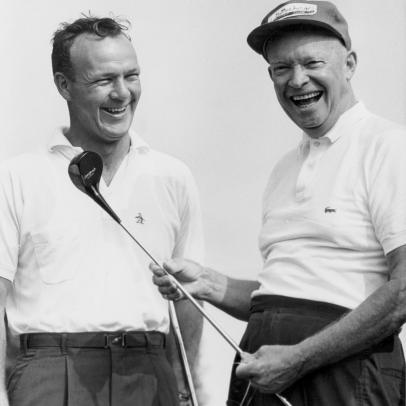 A visual history of presidential golf style through the years
