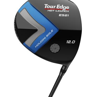 Tour Edge Hot Launch C521, E521 drivers offer two takes on game improvement