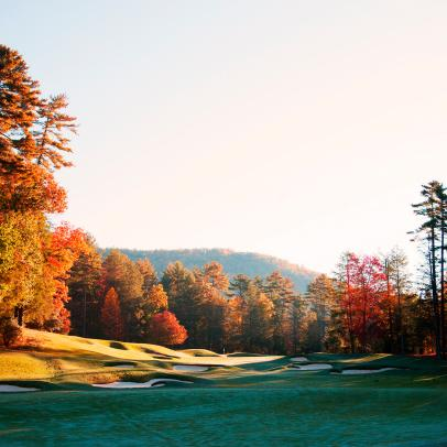 These fall golf photos prove why this is the best time of year to play