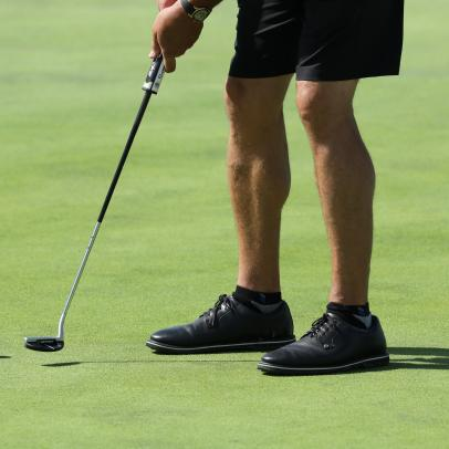 A golfer was kicked off a course for wearing black socks. Reasonable or ridiculous?