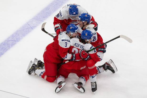 The World Junior Hockey Championships are your afternoon holiday sports escape