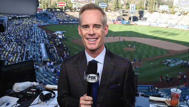 Joe Buck's upcoming broadcast schedule is the stuff legends are made of