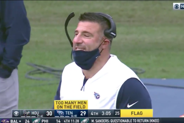 This black-belt Belichick move by Mike Vrabel proves he might be the best head coach in the NFL right now