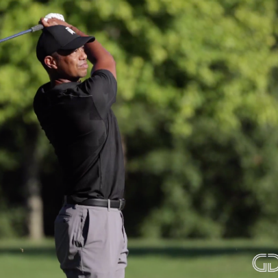How Tiger Woods handles Augusta-like lies