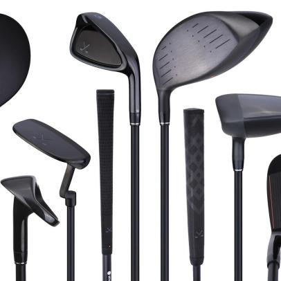 Stix Golf thinks clubs need to get simpler for broader appeal—hence its $800 12-piece set