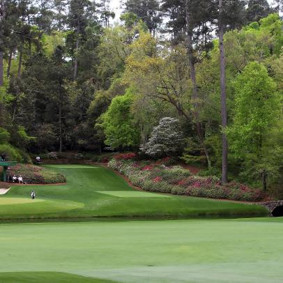 Masters 2020: It doesn't look like there will be any November surprise on the 13th hole at Augusta National