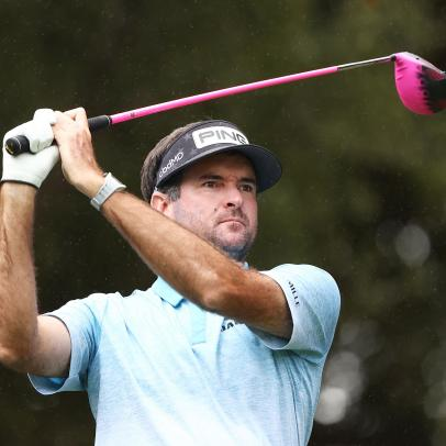 Bubba Watson reveals that struggles with anxiety have taken him to some dark places