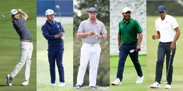 Who were the unluckiest players on the PGA Tour in 2020, and what does it tell us about 2021?
