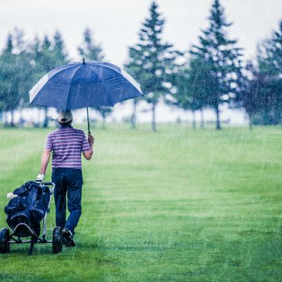 11 things you should do after every rainy golf round
