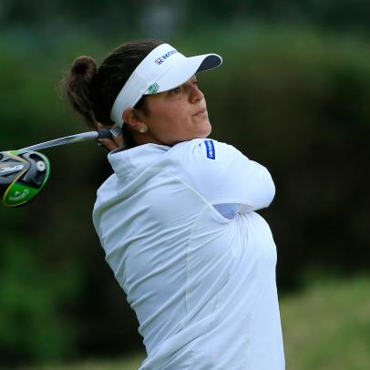 Tour reports two positive COVID-19 tests at LPGA event, neither from players