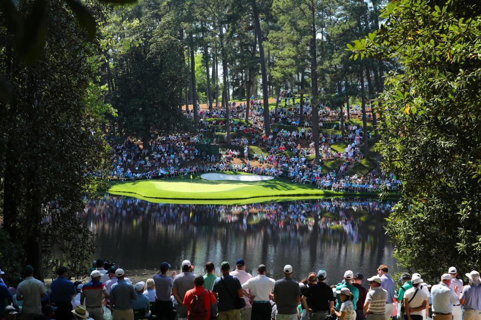 Masters 2021 Augusta National Confirms No Par 3 Contest For 2021 Golf News And Tour Information Golf Digest